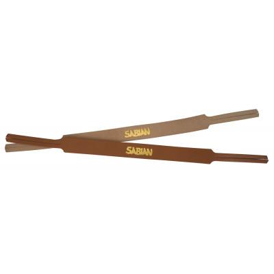 Sabian Premium Cymbal Straps (Pair)  - 61002X