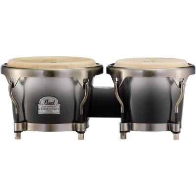 """Pearl 7"""" & 8.5"""" Primero Pro Wood Bongo - Carbon Vapor - PWB100DX523"""
