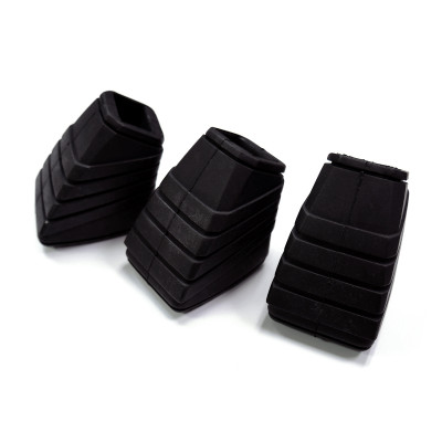 Pearl Rubber Feet for Roadster Thrones - 3 pk