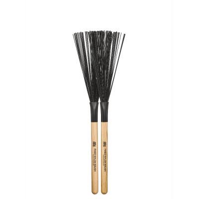 Meinl Fixed Nylon Brush, Pair - SB303