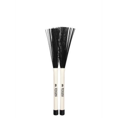 Meinl Retractable Nylon Brush, Pair - SB304