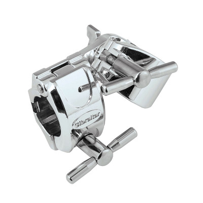 Gibraltar SC-GCARA Chrome Series Adjustable Right Angle Clamp