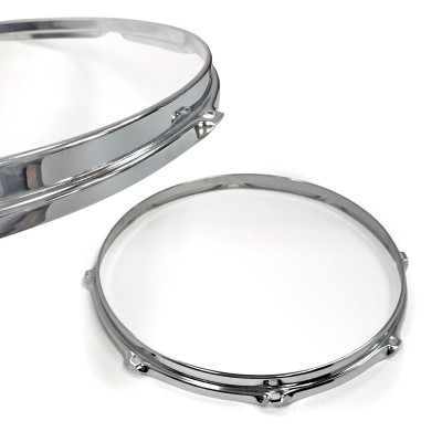 Worldmax 2.3mm Slingerland Style Stick-Saver Triple Flanged Drum Hoops