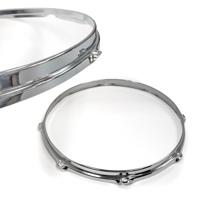"10"" 6 Lug 2.3mm Stick Saver Hoop Snare Side"