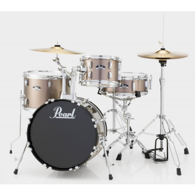 Pearl RS Roadshow Series 4pc Jazz Complete Kit