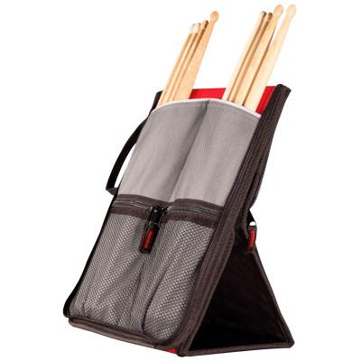 Sabian StickFlip Stick Bag - Black with Red - SSF12