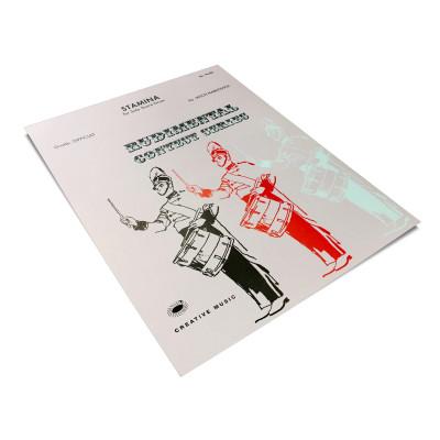 Stamina - Solo Snare Drum - Mitch Markovich