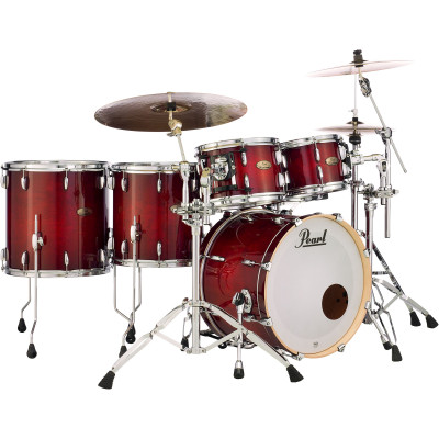Pearl Session Studio Select 6-Ply Jazz Shell Pack