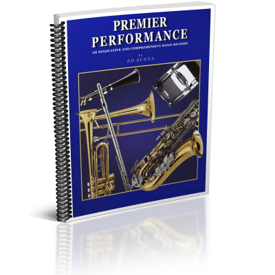 Premier Performance Book 1 w/ CD - Combined Percussion