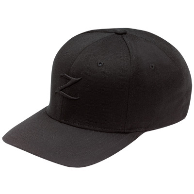 Zildjian Black on Black Flexfit Cap