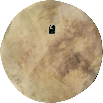 "Toca 18"" Flat Skin For 13"" Toca Djembes"