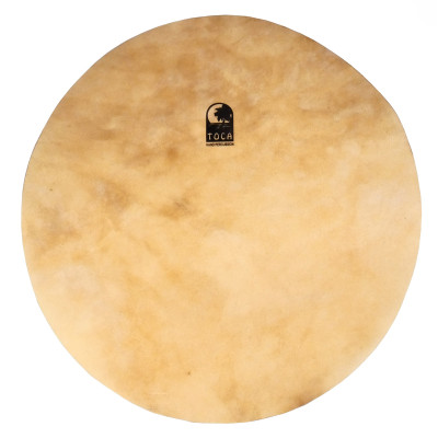 "Toca 18"" Flat Skin for Bougarabou or Djembe - TP-TBD12H"