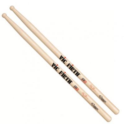 Vic Firth Thom Hanum Indoor Wood Tip Drum Sticks