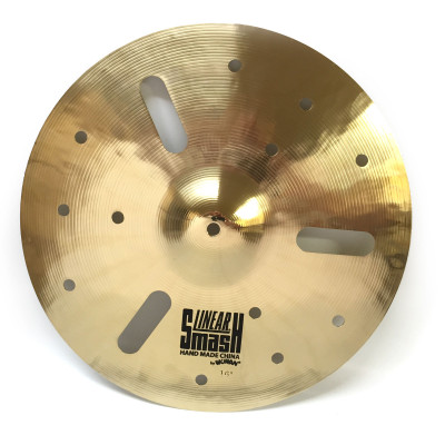 "Wuhan WULSMASH16 16"" XK Linear Smash Special Effects Cymbal"