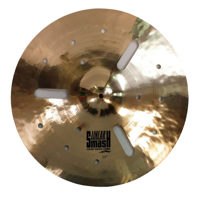 "Wuhan WULSMASH19 19"" XK Linear Smash Special Effects Cymbal"
