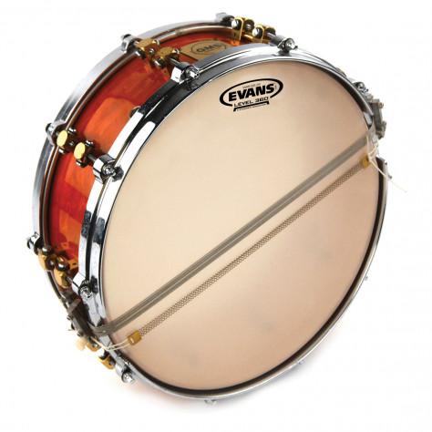 evans 14 orchestral 200 snare side drum head drums on sale. Black Bedroom Furniture Sets. Home Design Ideas